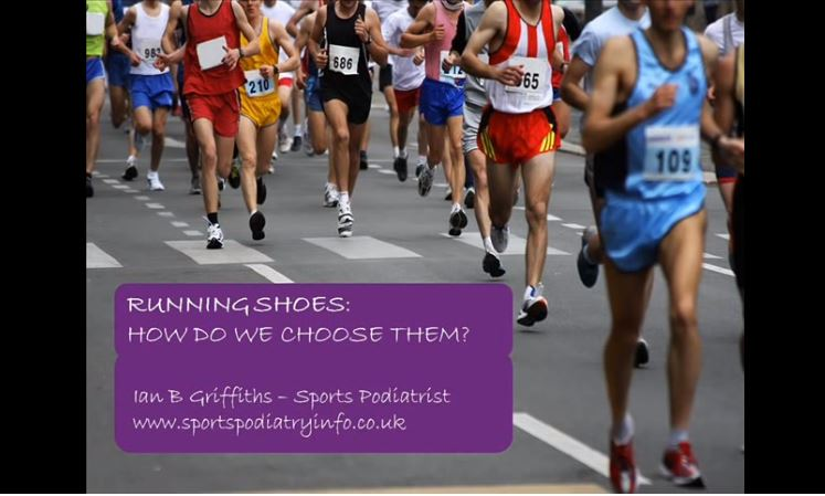 How to choose the right running shoes?