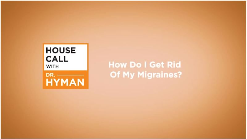 How can you help resolve your migraines?