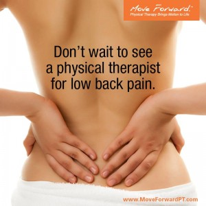 How much will it cost to treat my low back pain?