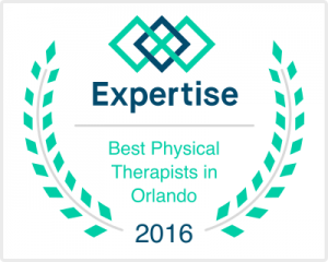 Recently Voted in TOP 20 Physical Therapy Clinics in Orlando!