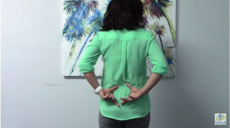 The 4 Types of Low Back Pain From Sitting at a Desk