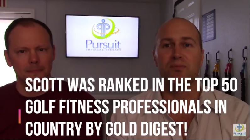 Meet Golf Performance Specialist: Scott Shepard, MPT of Pursuit Physical Therapy