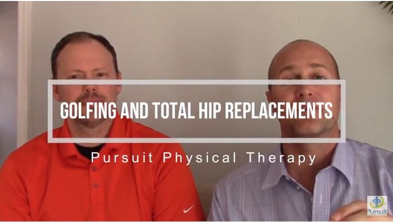 How To Return To Golfing After a Total Hip Replacement | Orlando FL