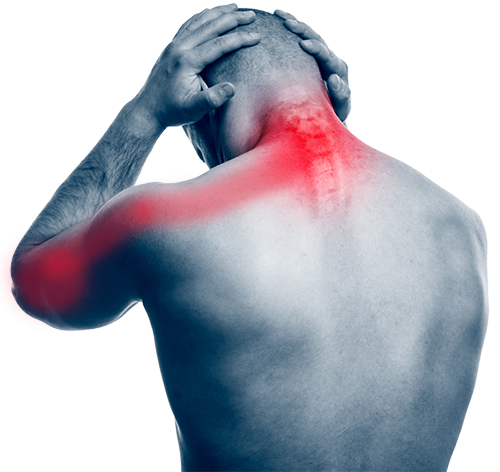 Where does neck pain hurt?
